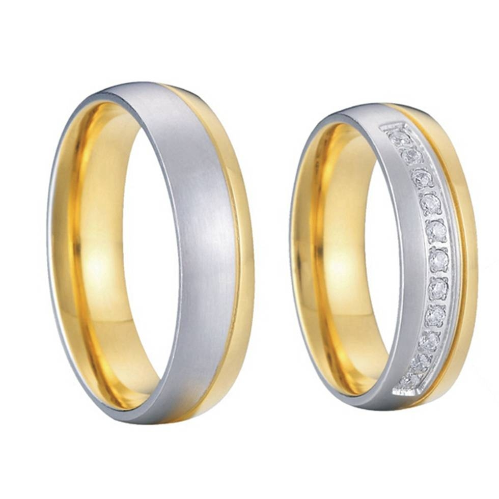 Online Get Cheap Western Wedding Rings Sets  Aliexpress Within Western Mens Wedding Rings (View 4 of 15)