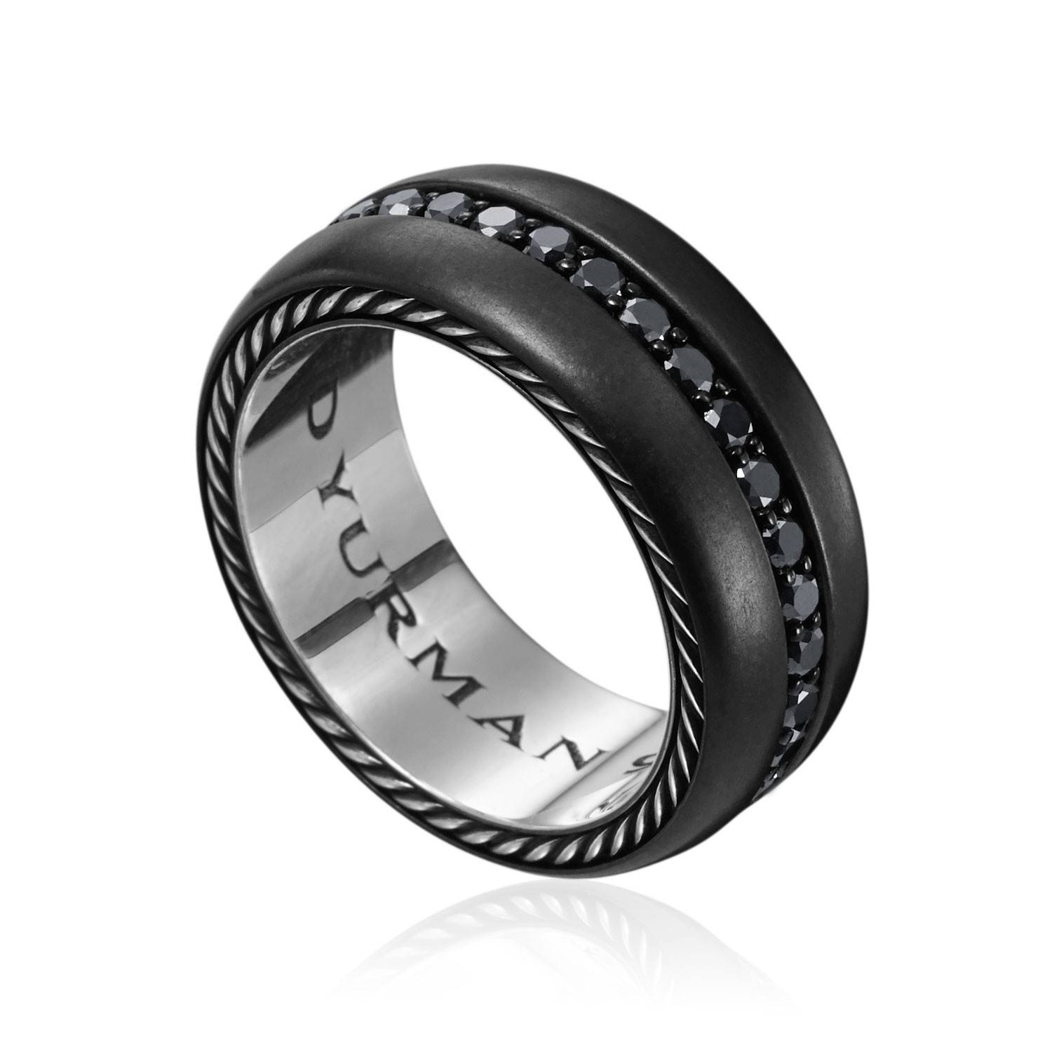 Overstock Mens Wedding Rings Fresh Titanium And Diamond Mens Regarding Overstock Wedding Bands (Gallery 11 of 15)