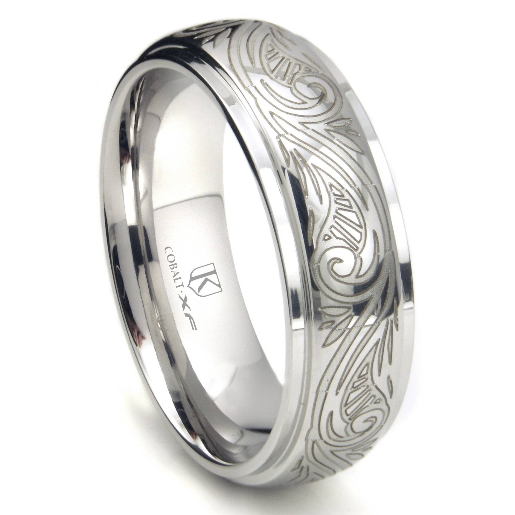 Overstock Mens Wedding Rings Fresh Titanium And Diamond Mens With Regard To Overstock Mens Wedding Bands (View 11 of 15)