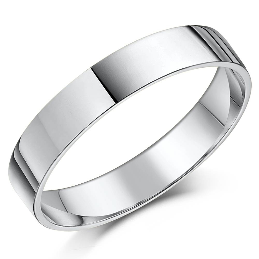 Palladium Wedding Rings – Plain Classic Palladium 500 And 950 With Palladium Wedding Rings (View 12 of 15)