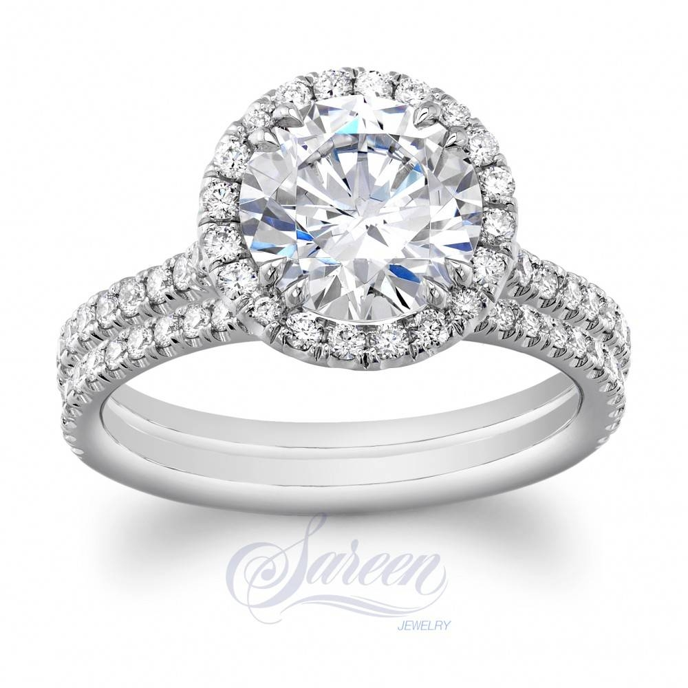 Photos Of Ladies Diamond Rings | Wedding, Promise, Diamond With Engagement Rings For Ladies (View 13 of 15)