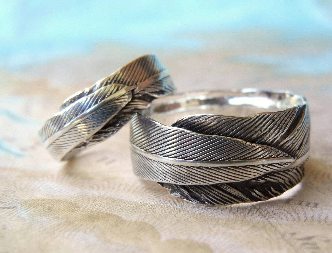 Planyourwedding: 25 Unconventional Wedding Bands Intended For Unconventional Wedding Bands (View 10 of 15)