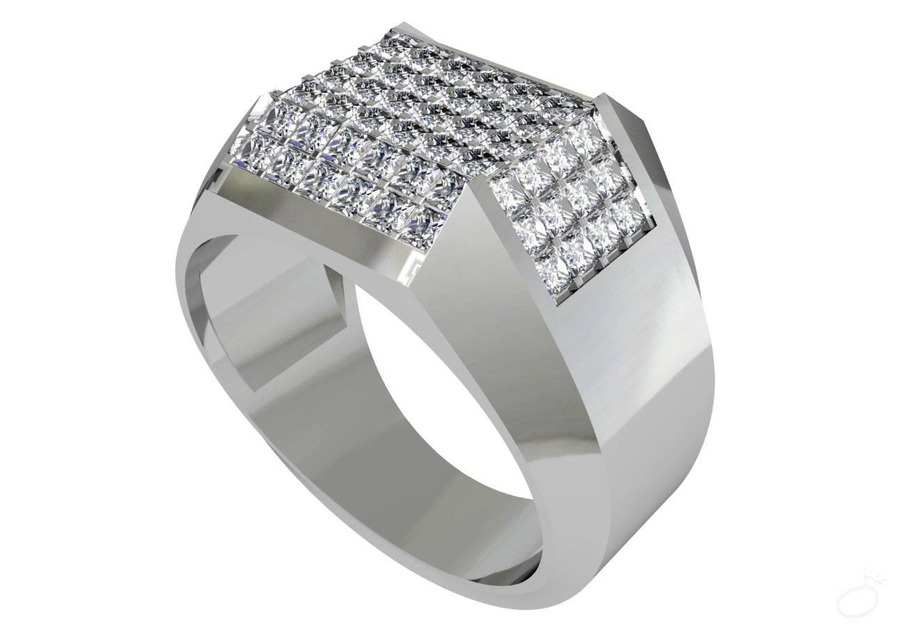 Platinum Diamond Rings Men | Wedding, Promise, Diamond, Engagement Regarding Wedding Rings Men Platinum (View 9 of 15)