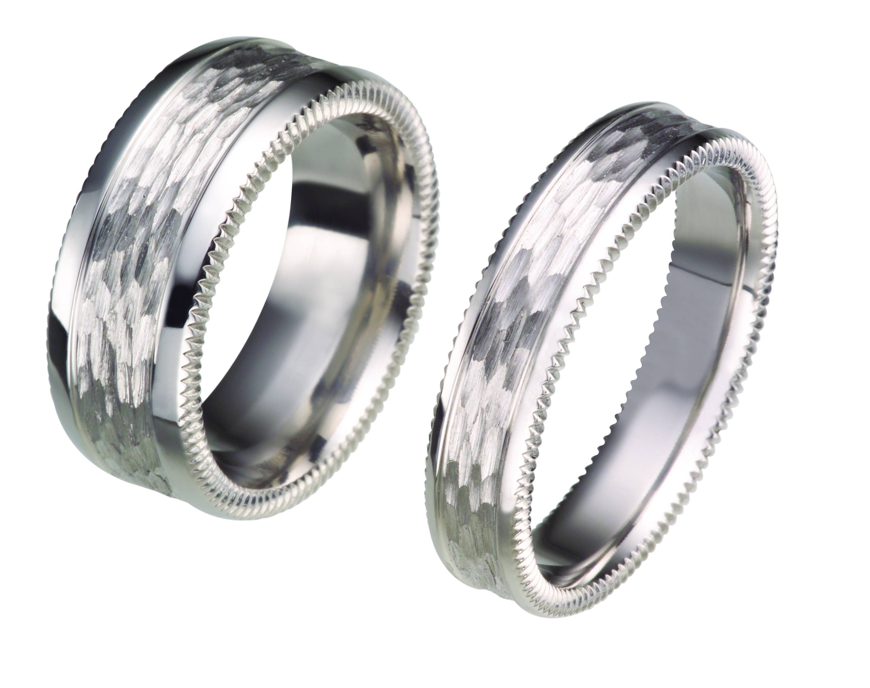 Platinum Diamond Wedding Bands For Men : Masculine And Cool Pertaining To Platinum Wedding Bands Costco (View 13 of 15)
