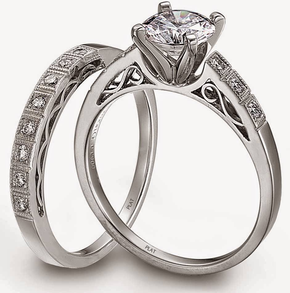 Platinum Diamond Wedding Ring Sets For Him And Her Model For Engagement Ring Sets For Him And Her (Gallery 9 of 15)