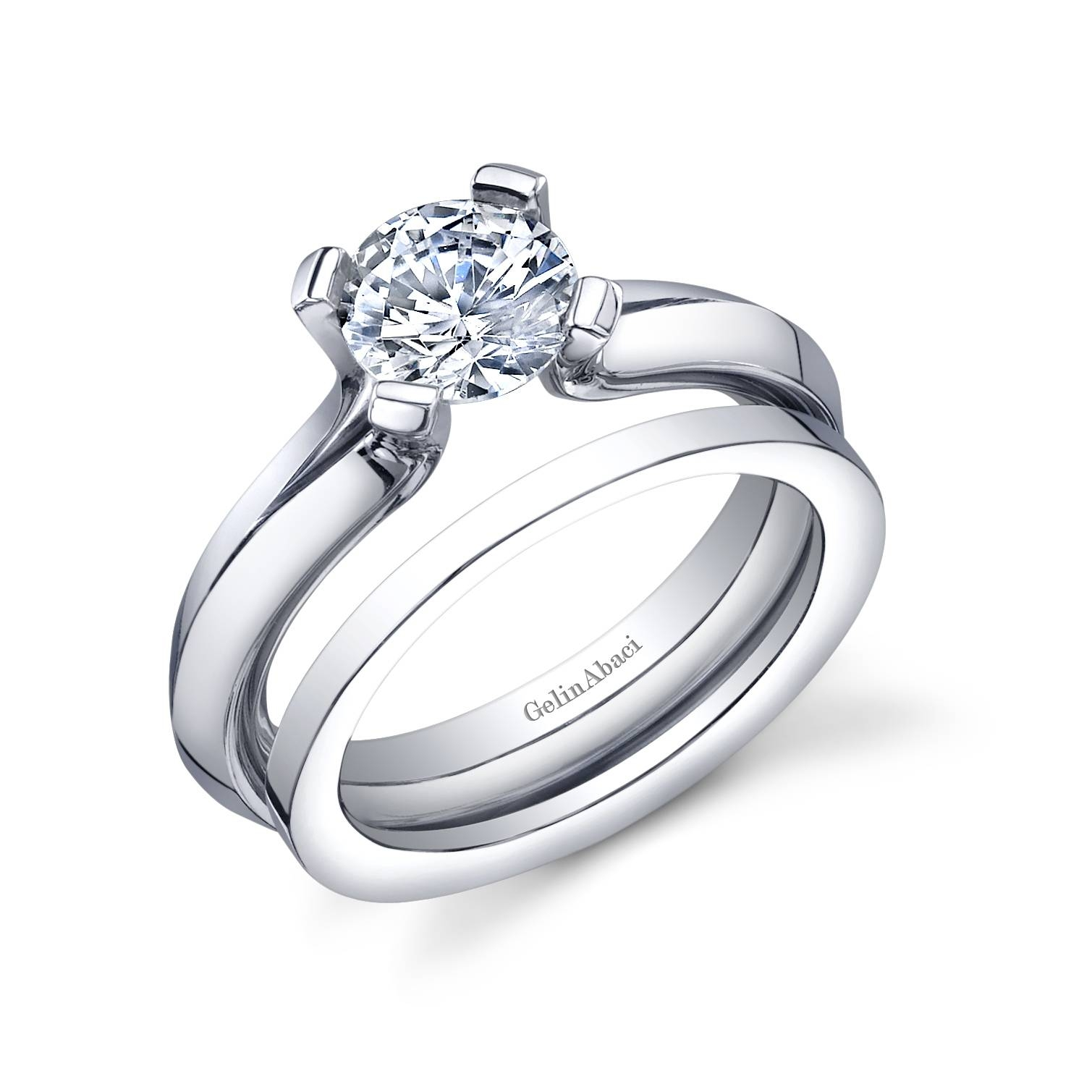 Platinum Diamond Wedding Rings | Ipunya Intended For Platinum Diamond Wedding Rings (View 13 of 15)
