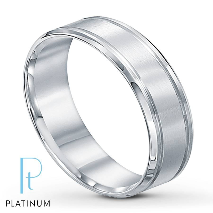 Platinum Male Wedding Rings – Jewelry Ideas Inside Platinum Male Wedding Rings (View 11 of 15)