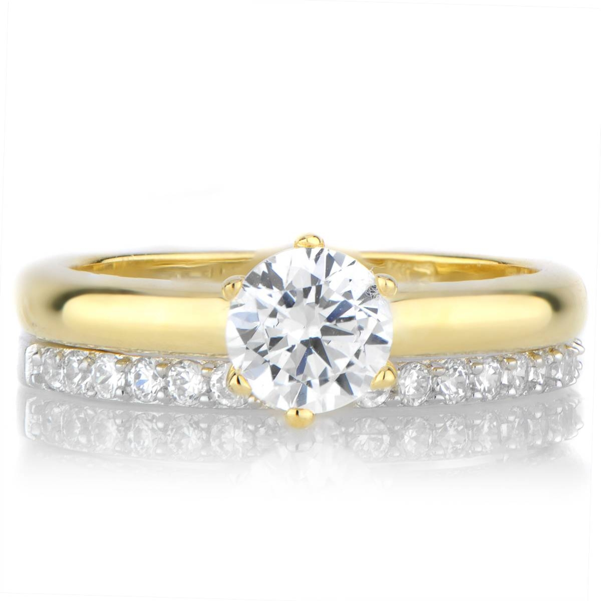 Plus Size Rings | Plus Size Engagement Rings | Emitations Within Wedding Rings Without Nickel (View 12 of 15)
