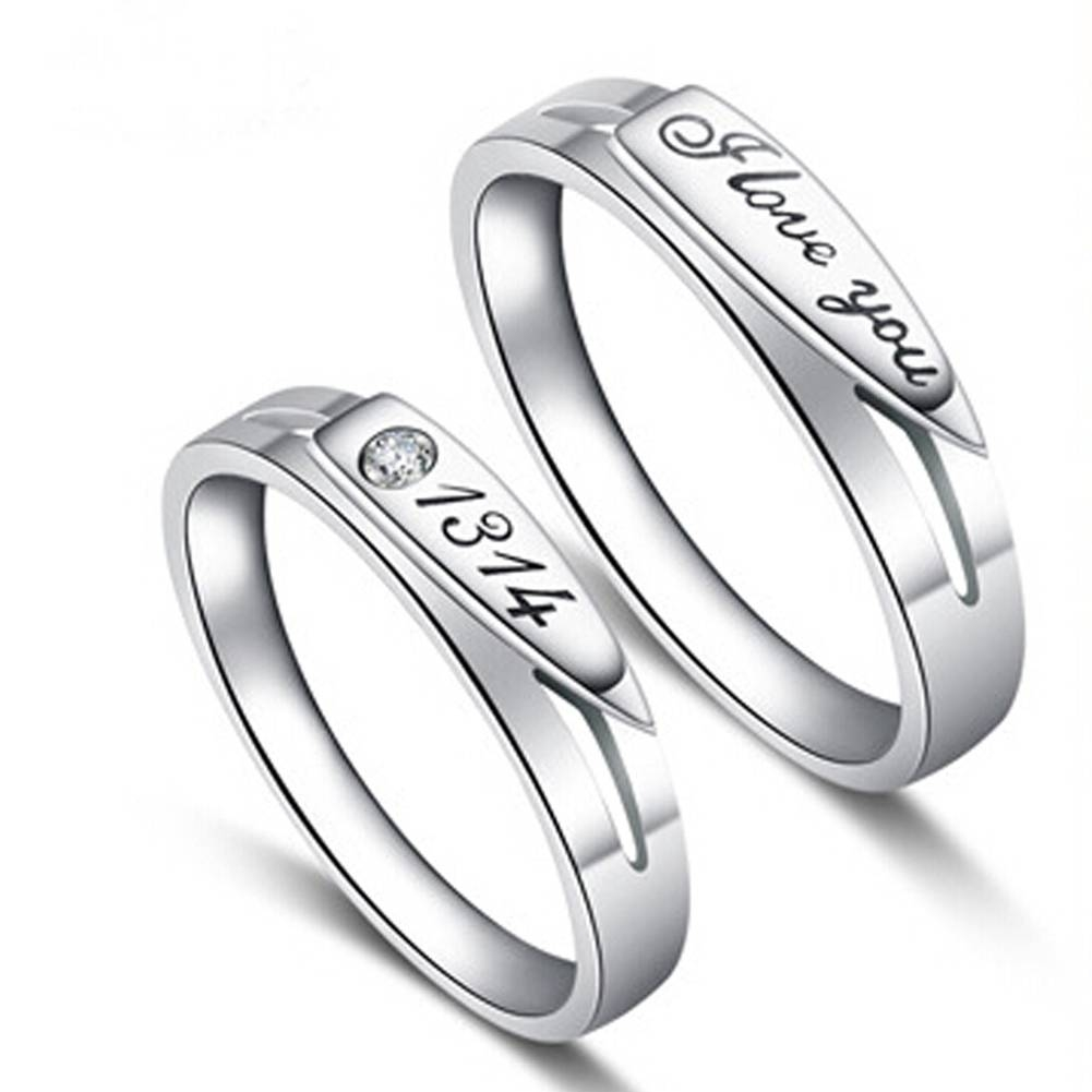 Popular Couple Rings Wedding Rings Engagement Rings Buy Cheap With Couple Rings For Engagement (View 12 of 15)