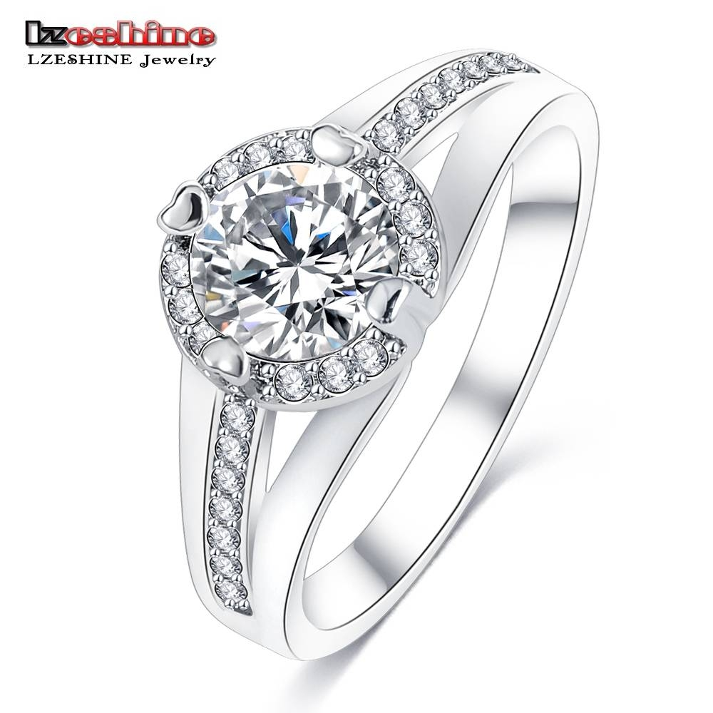 Popular Feminine Engagement Rings Buy Cheap Feminine Engagement Within Feminine Engagement Rings (Gallery 7 of 15)