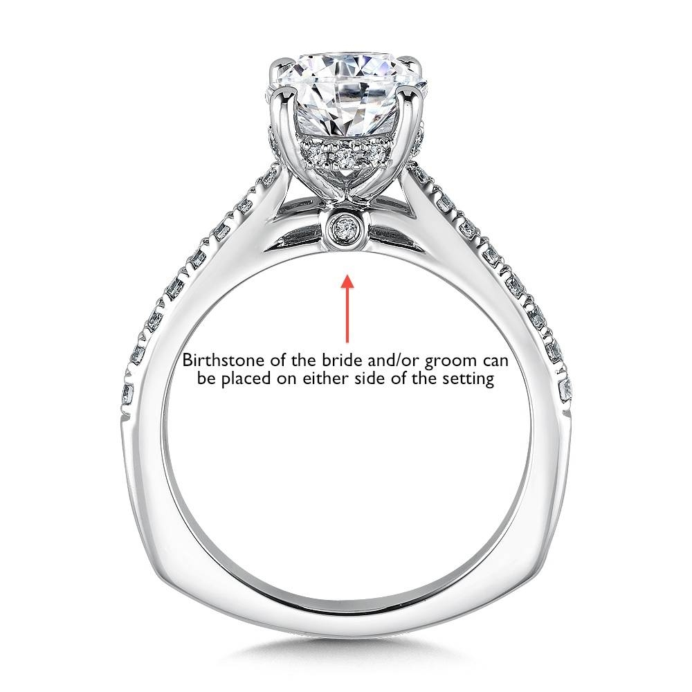 Popular Trends In Engagement Rings – King Jewelers In Intricate Engagement Rings (View 12 of 15)