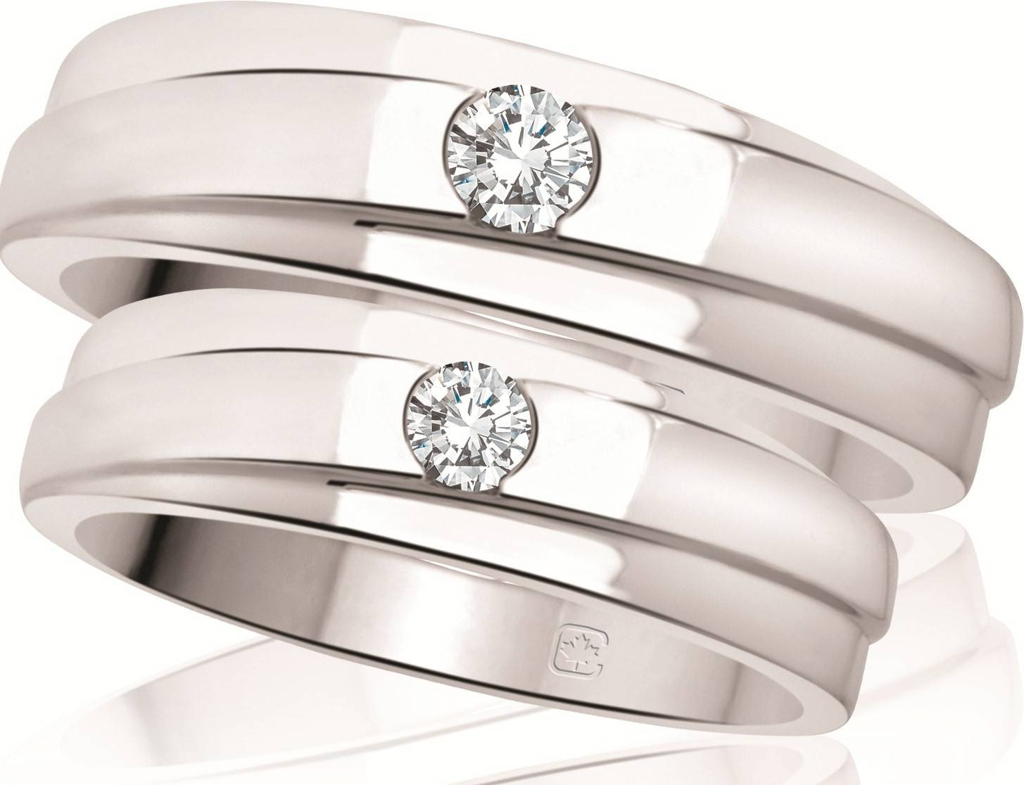 Product Detail Throughout Matching Engagement Rings For Him And Her (View 11 of 15)