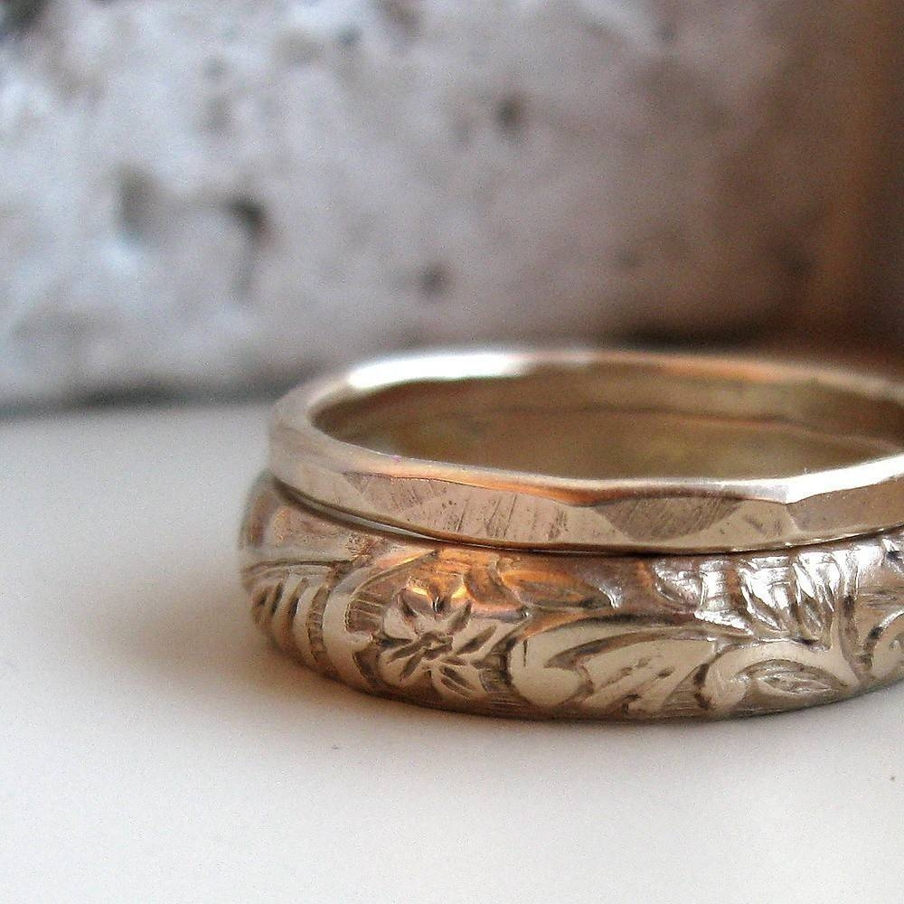 Ring Canary Diamond Wedding Rings Celtic Knot Wedding Ring Sets Within Earthy Wedding Rings (View 7 of 15)