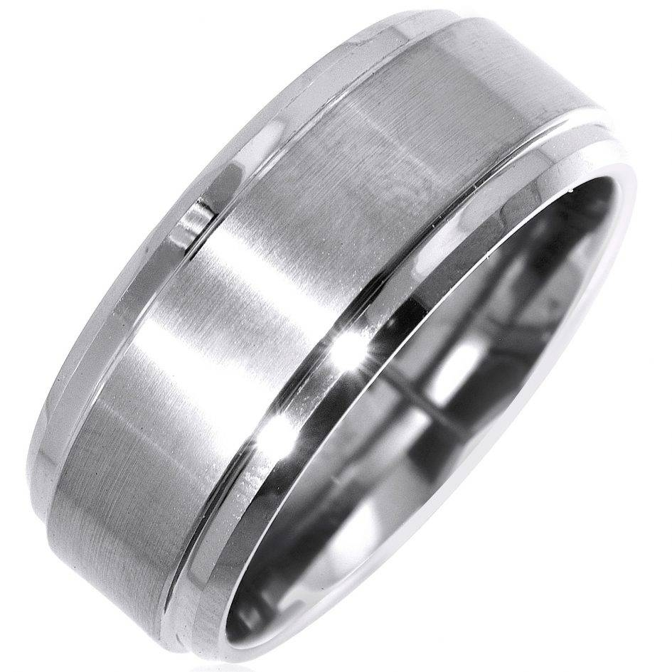 Ring Damascus Wedding Ring Sears Mens Wedding Rings Horseshoe For Sears Men's Wedding Bands (View 6 of 15)