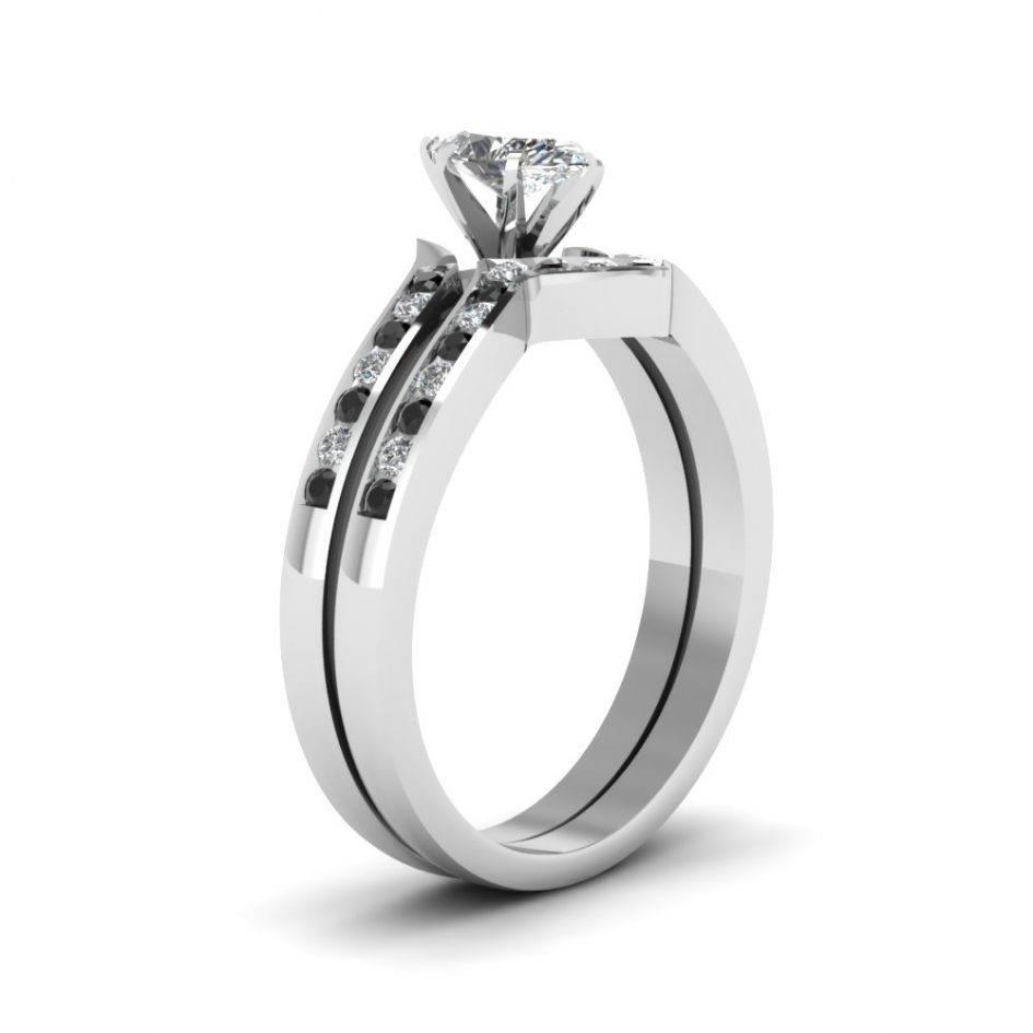 Ring Engagement Rings Flower Wedding Rings Without Diamonds Photos In Wedding Rings Without Diamonds (View 5 of 15)