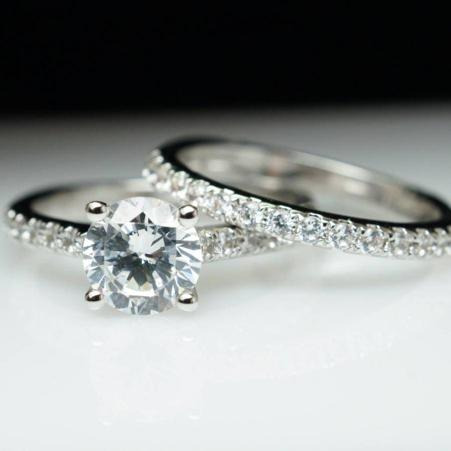 Ring : Floating Diamond Engagement Ring In Platinum Royal Ring With Regard To Floating Diamond Wedding Bands (View 12 of 15)