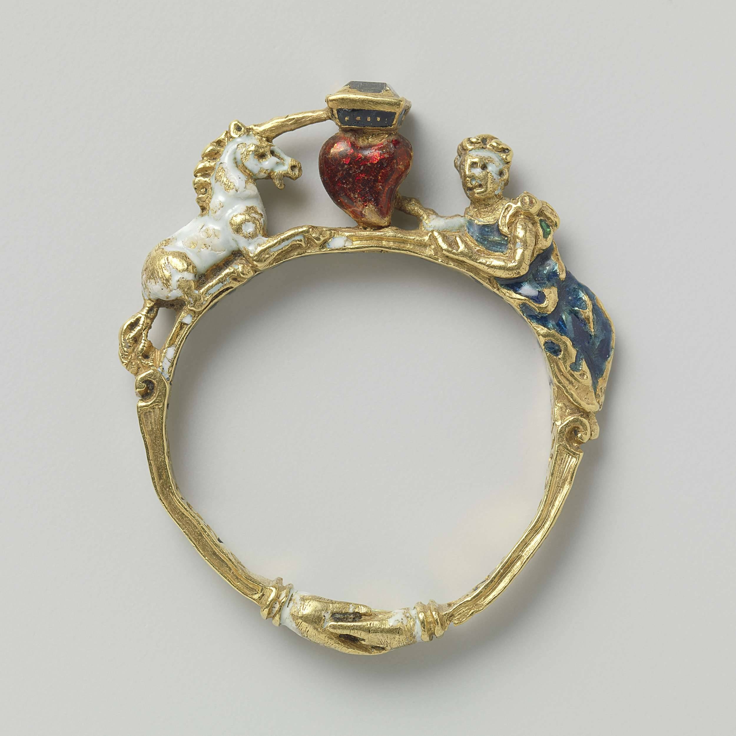 Rings: Ancient To Neoclassical – Aju Inside Renaissance Style Engagement Rings (View 11 of 15)