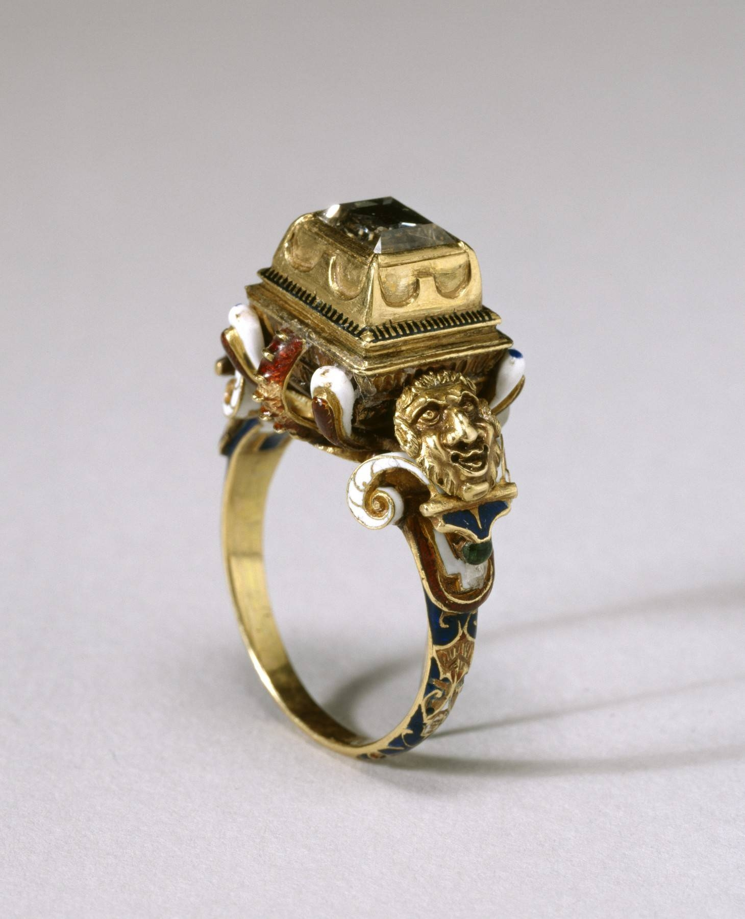 Rings: Ancient To Neoclassical – Aju With Renaissance Style Engagement Rings (View 12 of 15)