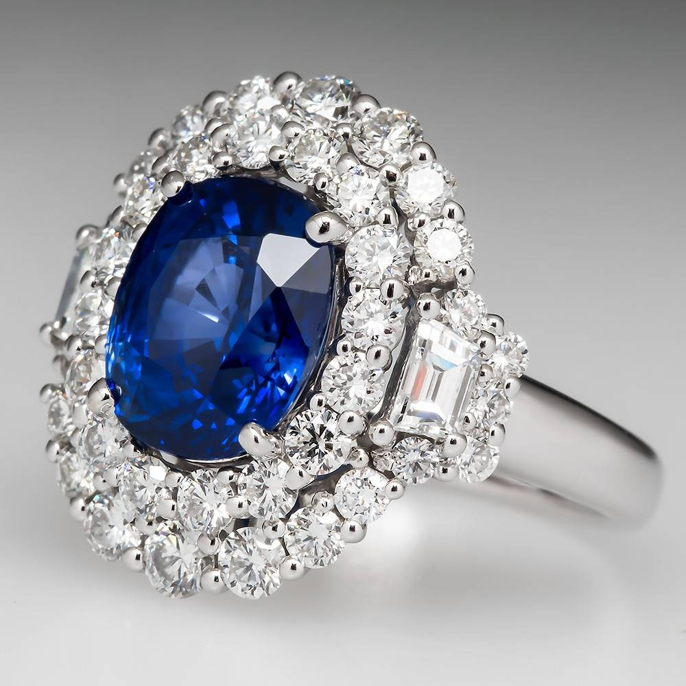 Sapphire Engagement Rings | Blue Green & Montana | Eragem Inside Engagement Rings With Sapphire (View 12 of 15)