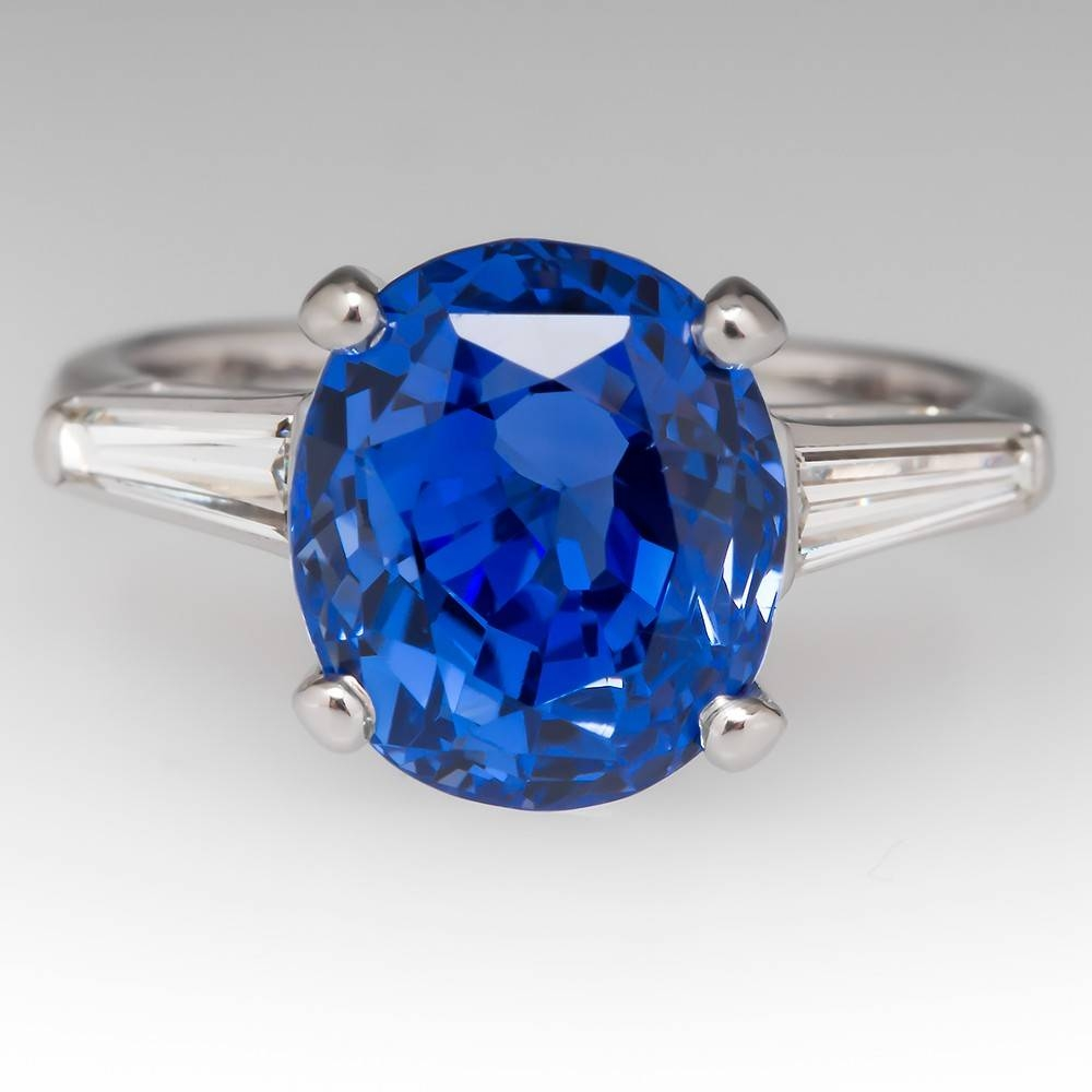 Sapphire Engagement Rings | Blue Green & Montana | Eragem Regarding Engagement Rings Sapphires (View 13 of 15)