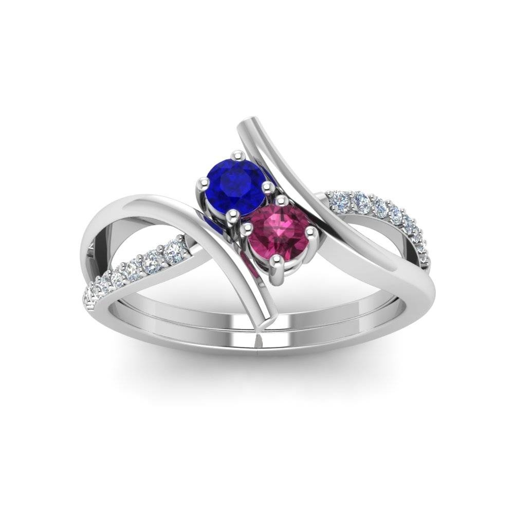 Sapphire Engagement Rings – Fascinating Diamonds Throughout Saffire Engagement Rings (View 11 of 15)