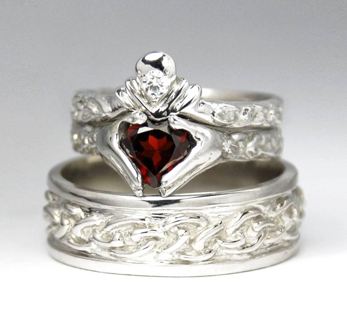 Scottish Wedding Bands — Memorable Wedding Planning Inside Traditional Scottish Engagement Rings (View 5 of 15)