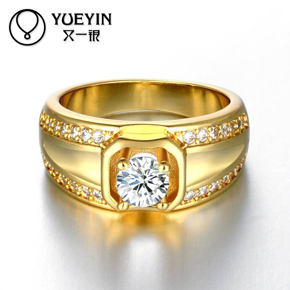 Search On Aliexpressimage In Engagement Gold Rings For Couples (View 11 of 15)