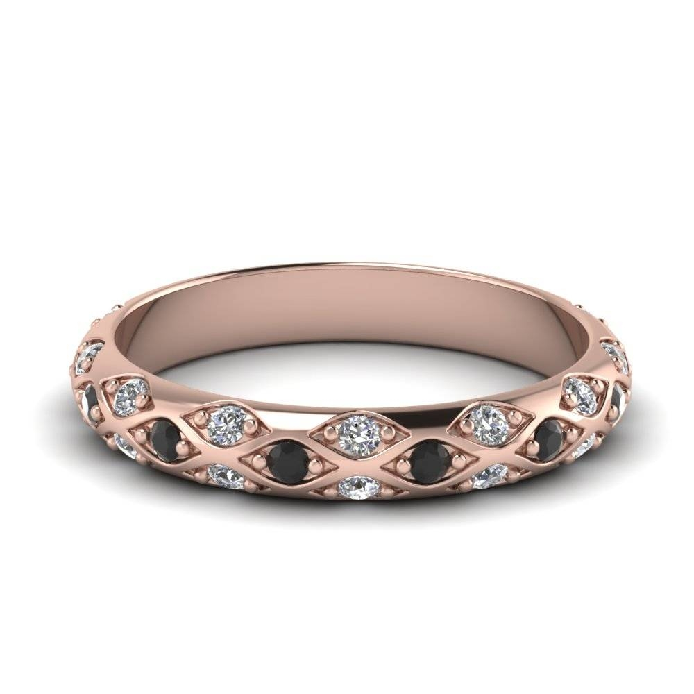 Shop For Affordable Wedding Rings And Bands Online | Fascinating Inside Cheap Rose Gold Wedding Bands (View 13 of 15)