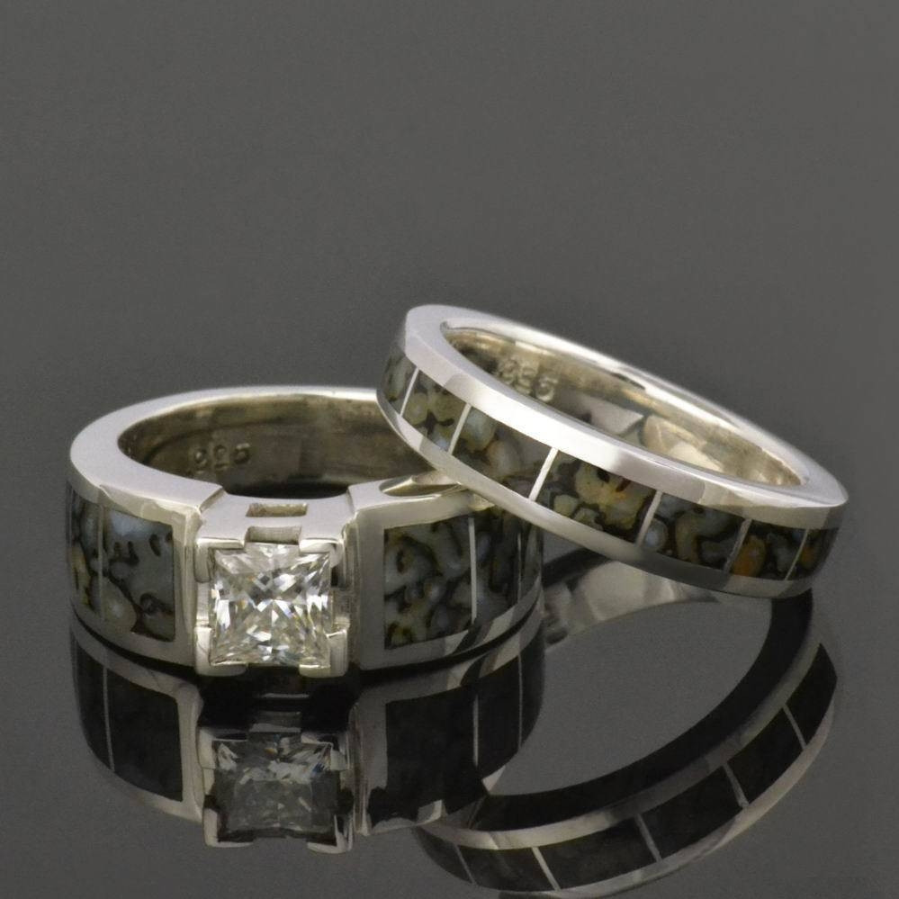 Shop For Rings | Dinosaur Bone Rings Within Dinosaur Bone Engagement Rings (View 9 of 15)