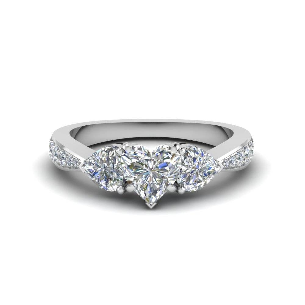 Shop Modern Engagement Rings Style – Fascinating Diamonds For Modern Vintage Wedding Rings (View 11 of 15)