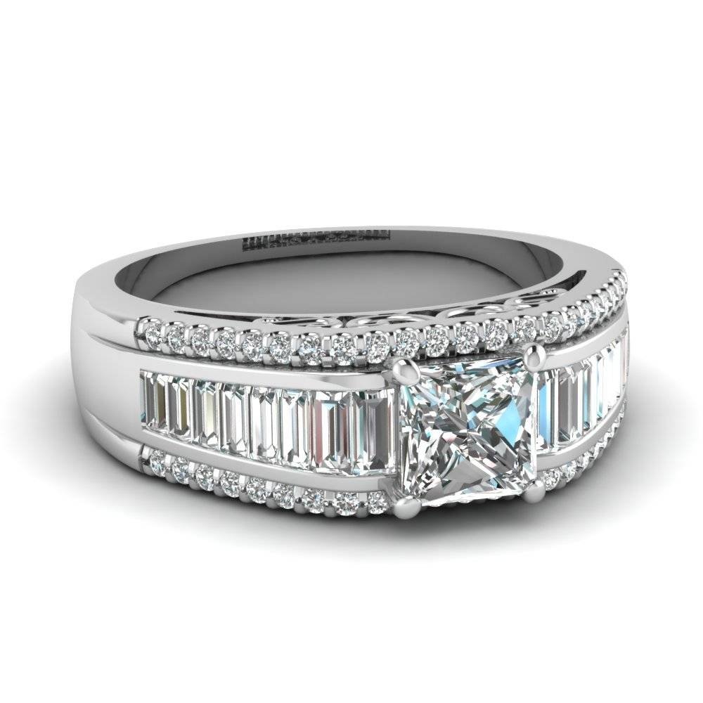 Shop Modern Engagement Rings Style – Fascinating Diamonds With Regard To Modern Diamond Wedding Rings (View 13 of 15)