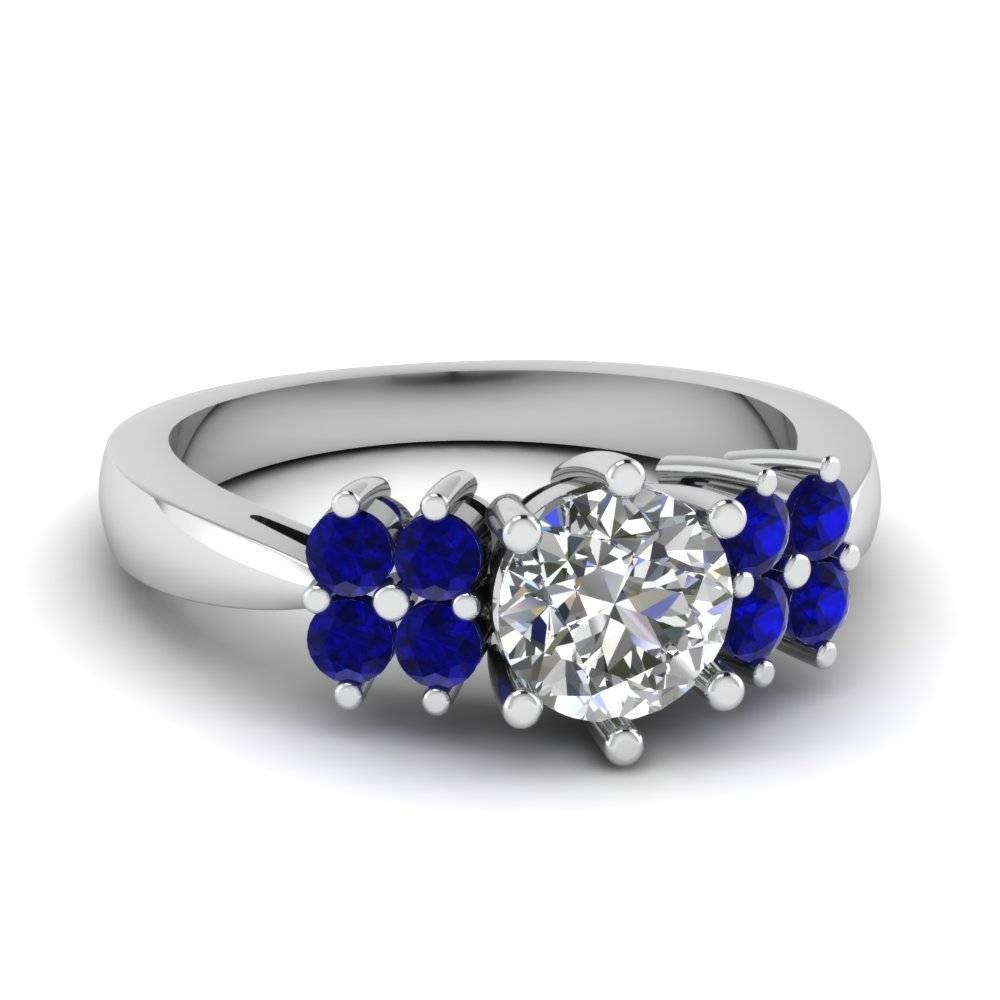 Shop Modern Engagement Rings Style – Fascinating Diamonds Within Modern Diamond Wedding Rings (View 14 of 15)