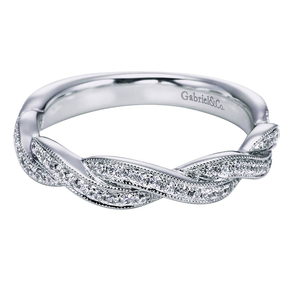 Show Me Your Braided Or Twisted Wedding Bands! – Weddingbee Pertaining To Twisted Wedding Bands (View 3 of 15)