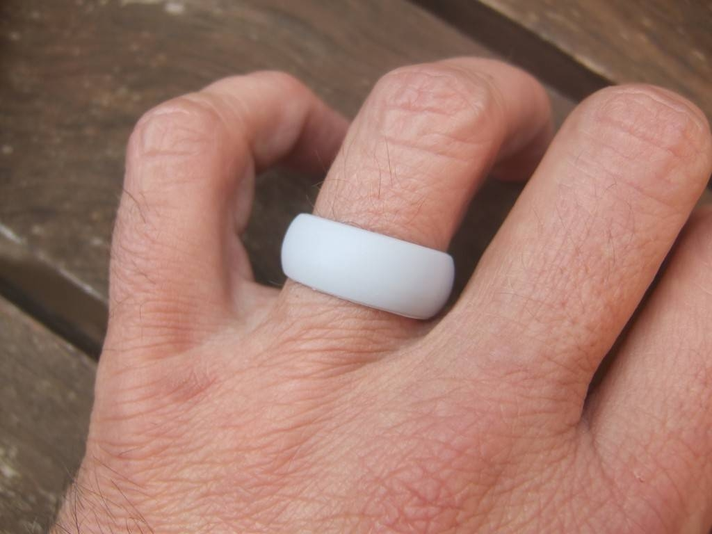 Silicone Wedding Ring | B2Action In Breakaway Wedding Bands (View 11 of 15)