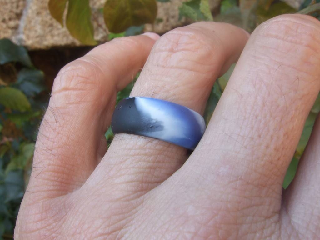 Silicone Wedding Ring | B2Action With Breakaway Wedding Bands (View 13 of 15)