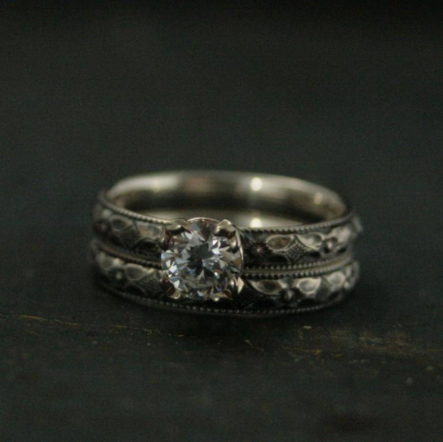 Featured Photo of Renaissance Style Engagement Rings