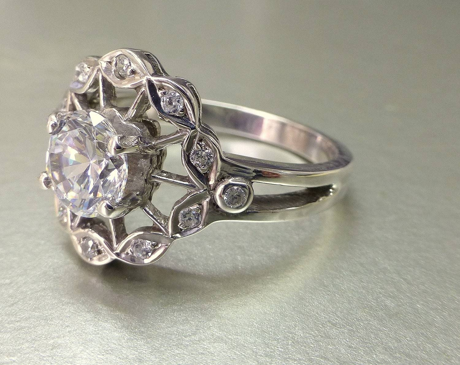 Featured Photo of Hand Made Engagement Rings