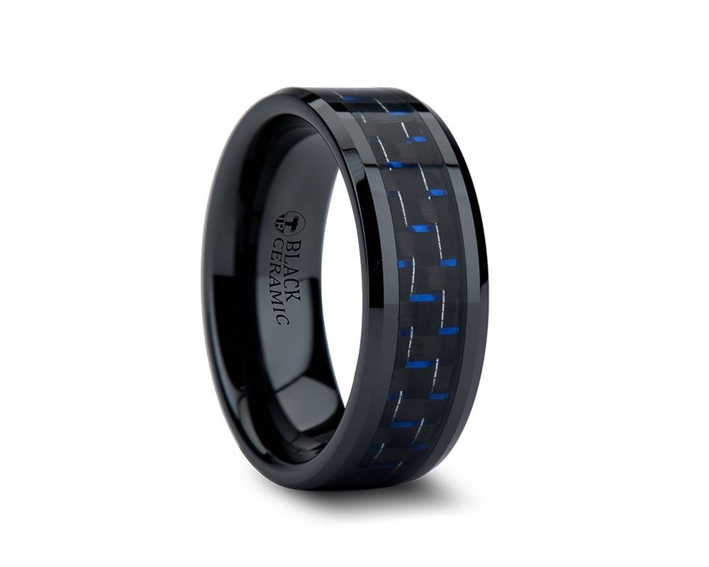 Some Designs Of Black Tungsten Wedding Bands | Wedding Ideas Regarding Women Tungsten Wedding Bands (View 11 of 15)