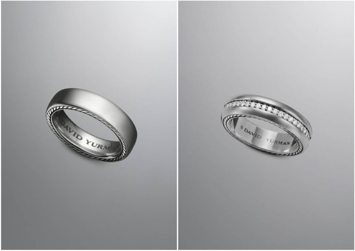 Spotlight On David Yurman: Wedding Rings That Symbolize The Magic Intended For David Yurman Men's Wedding Bands (View 10 of 15)