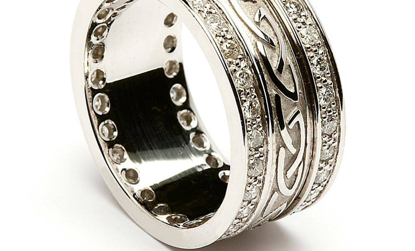 Startling Images Diamond Wedding Rings At Sears Shining Wedding In Celtic Engagement Rings For Men (View 12 of 15)
