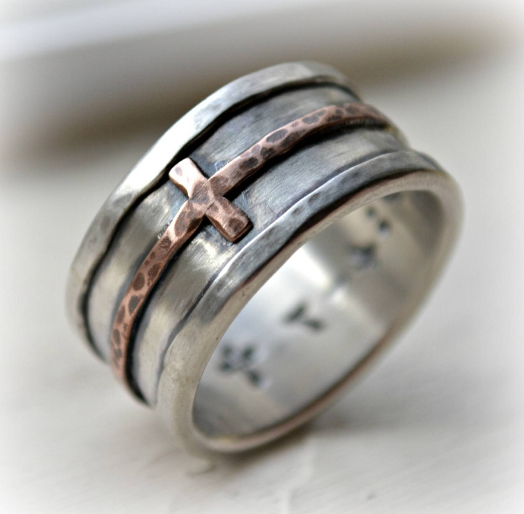 Sterling Pretty Silver Western Wedding Rings | Ksvhs Jewellery For Western Mens Wedding Rings (View 7 of 15)