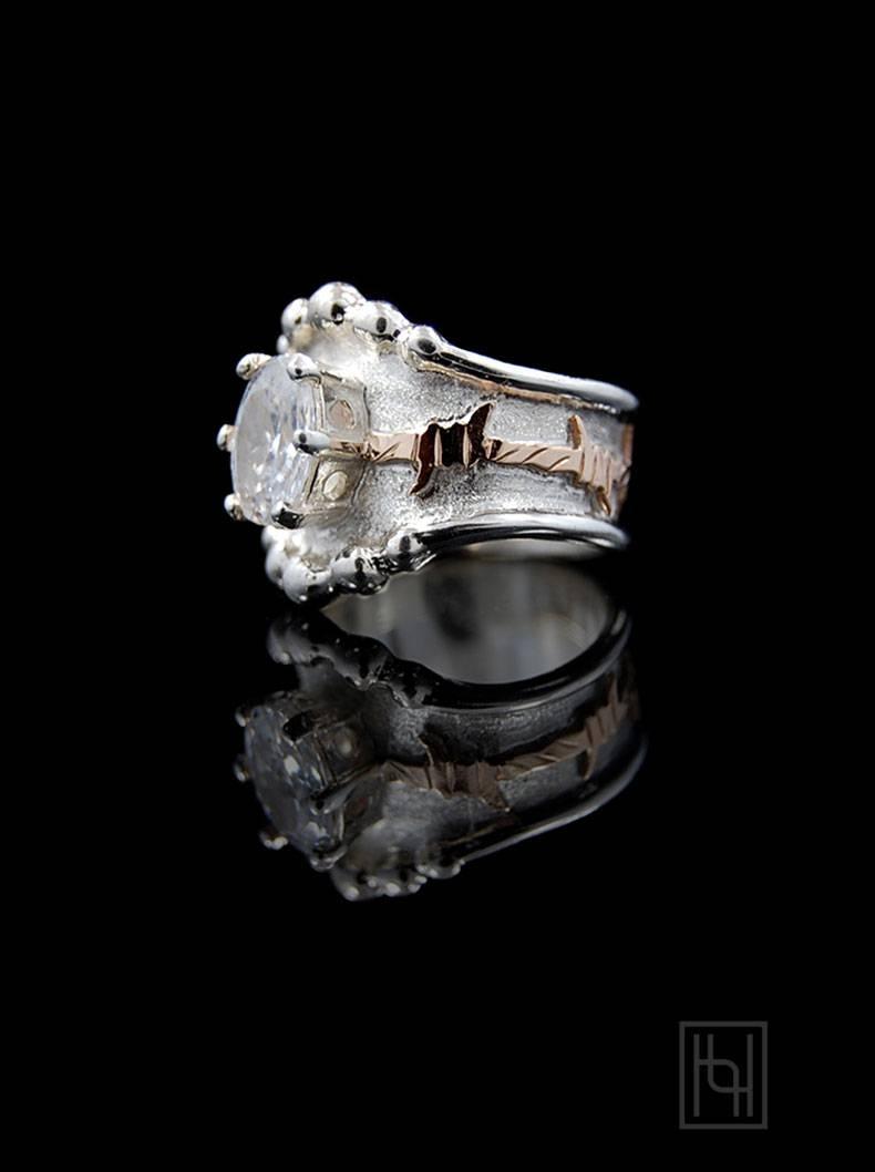 Sterling Silver Rings | Western Rings, Engagement Rings | Hyo Silver In Western Wedding Rings (View 1 of 15)