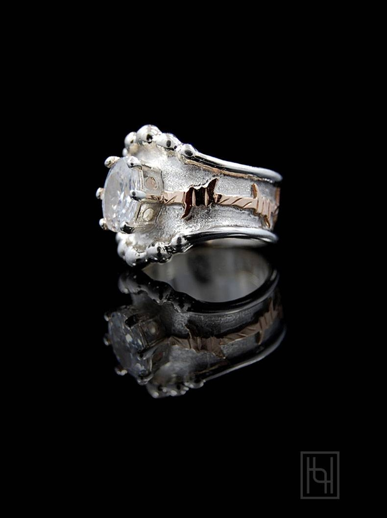 Sterling Silver Rings | Western Rings, Engagement Rings | Hyo Silver Intended For Cowboy Wedding Bands (View 8 of 15)
