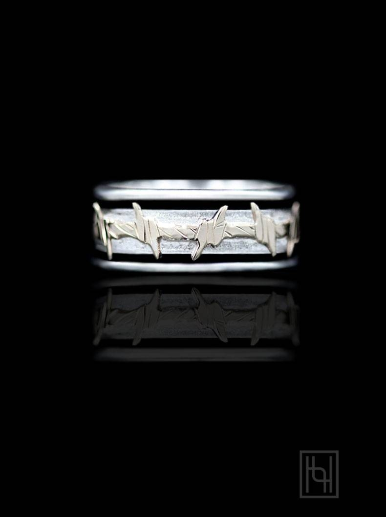 Sterling Silver Rings | Western Rings, Engagement Rings | Hyo Silver Intended For Mens Western Wedding Bands (View 14 of 15)