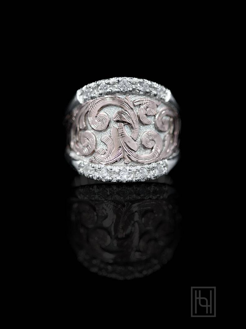 hyo silver wedding rings 15 best of western wedding rings 5046