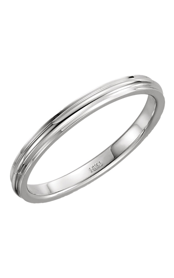 Stuller Women's Wedding Bands Ire (View 14 of 15)