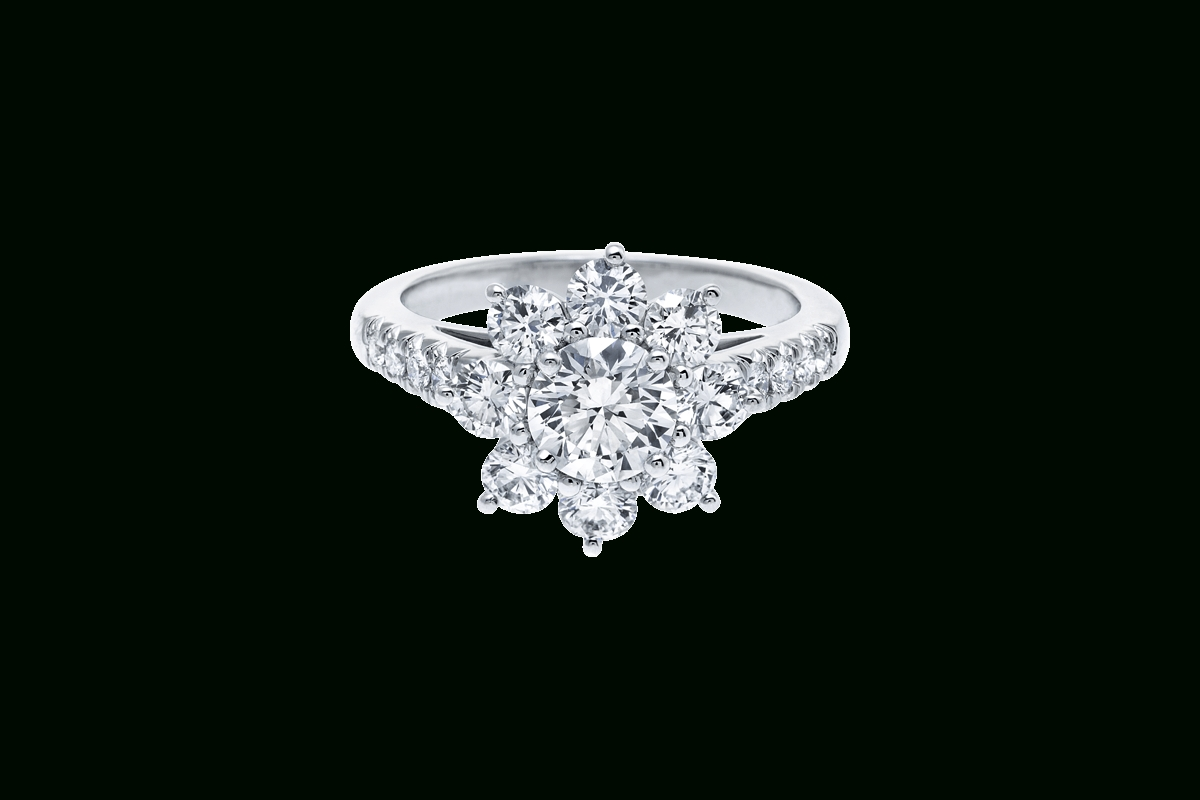 Sunflowerharry Winston | Harry Winston Within Harry Winston Engagement Rings (View 12 of 15)