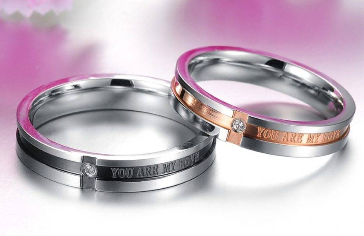 Superior Impression Wedding Rings Tiffany Gold In The Wedding Regarding Kohls Wedding Bands (View 11 of 15)