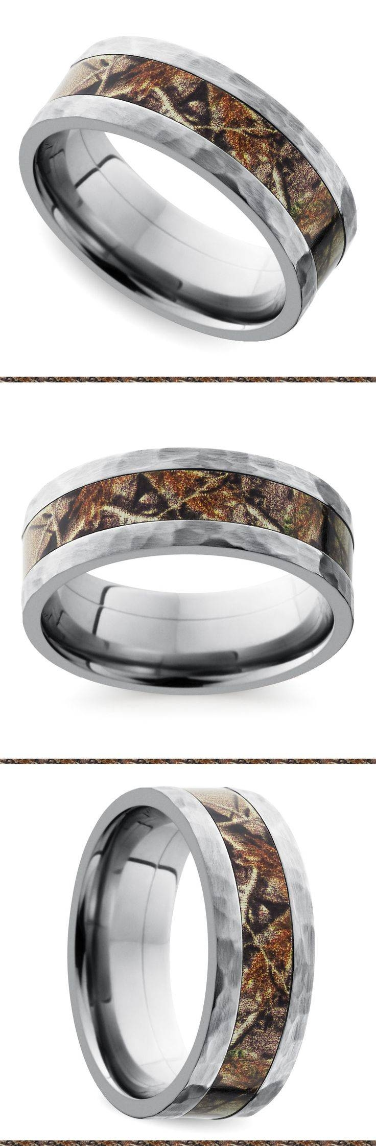 The 25+ Best Camo Promise Rings Ideas On Pinterest | Country For Country Wedding Bands (View 8 of 15)