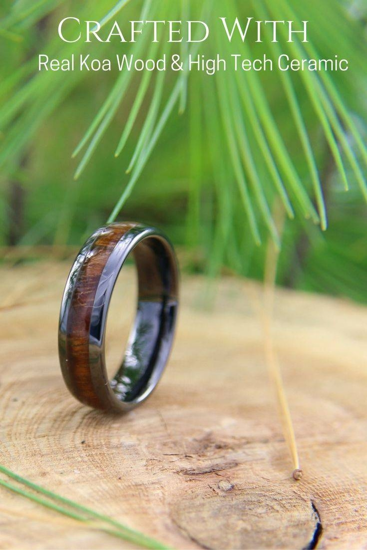 The 25+ Best Unique Wedding Bands For Him Ideas On Pinterest | Gay Within Duck Hunting Wedding Bands (View 14 of 15)